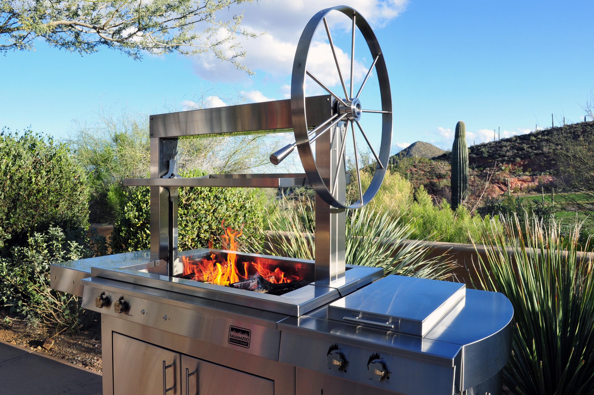 Kalamazoo's new gaucho grill