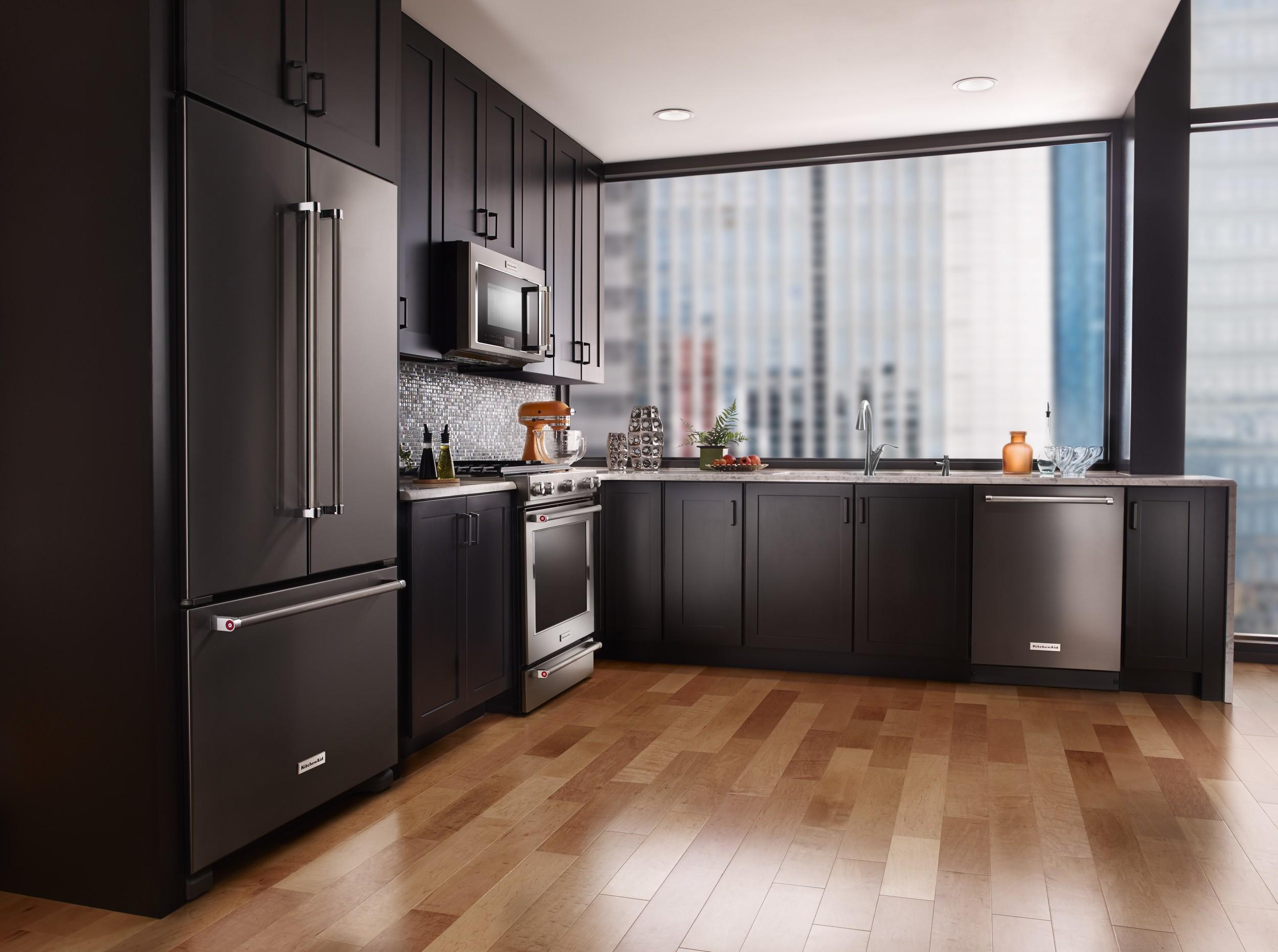 Kitchen Aid Black stainless 1.jpg