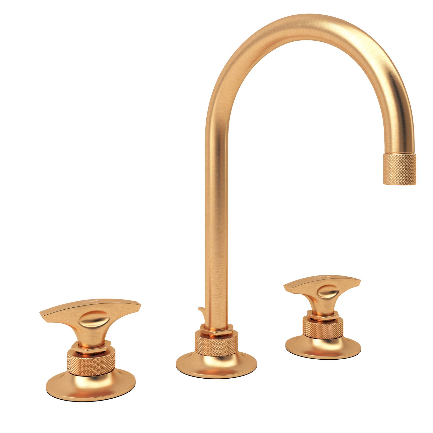 ROHL Michael Berman Graceline C-Spout Widespread Lavatory Faucet_MB2019_Satin Gold_Bath Faucet.jpg