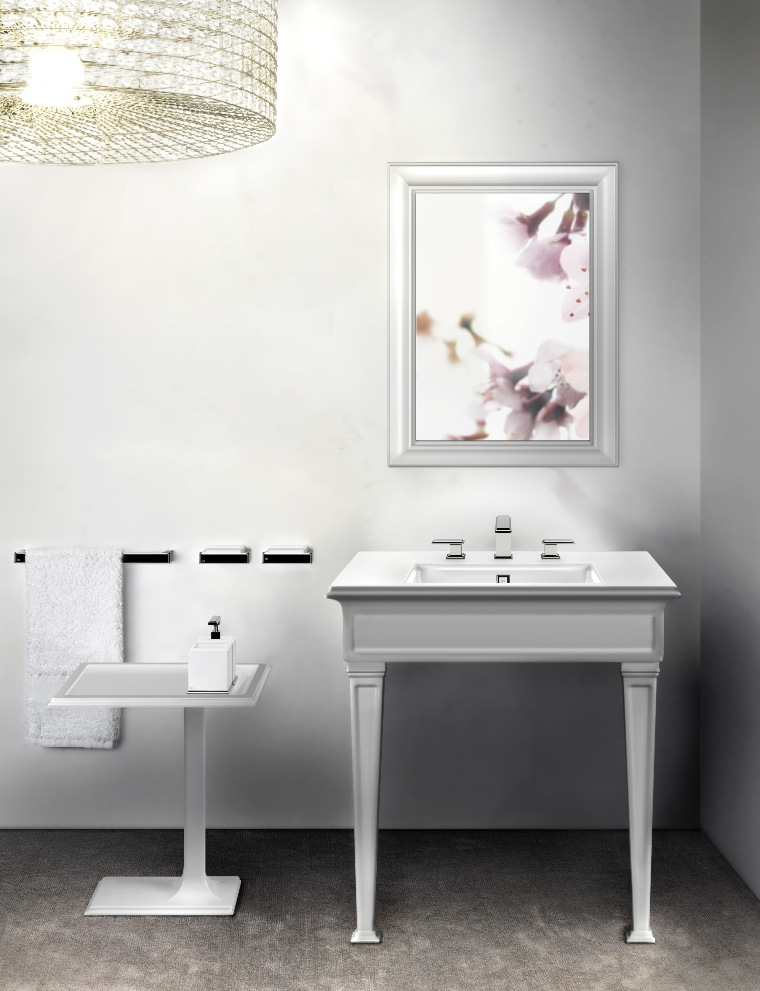 Fascino Gessi console lav and table.jpg