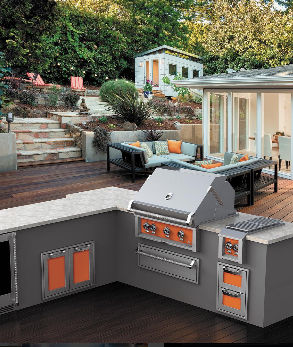 hestan outdoor orange built in.png