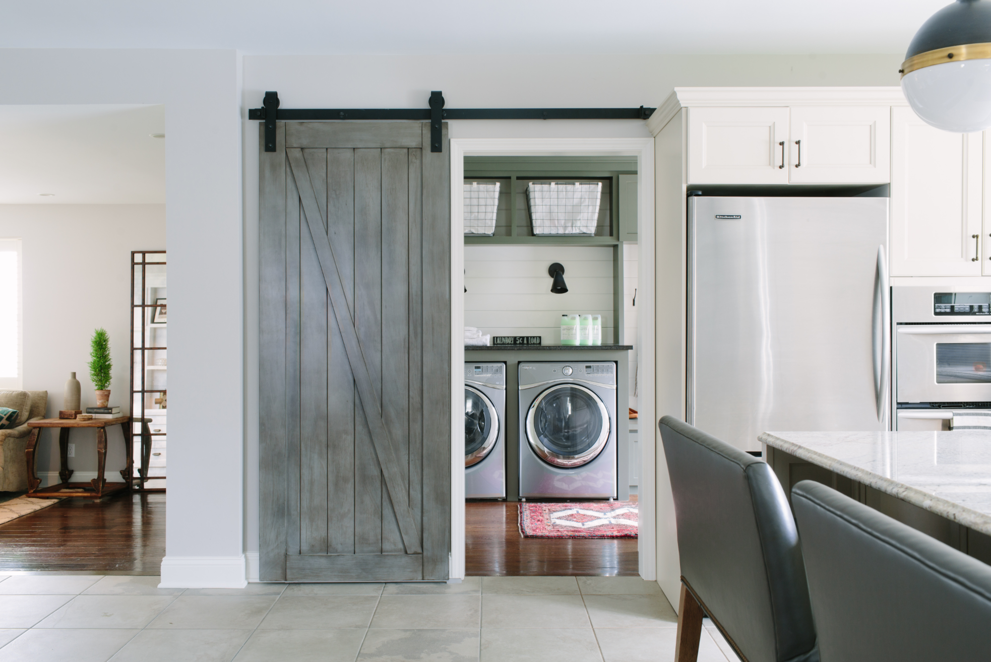 How To Create The Perfect Laundry Room Design On Tap