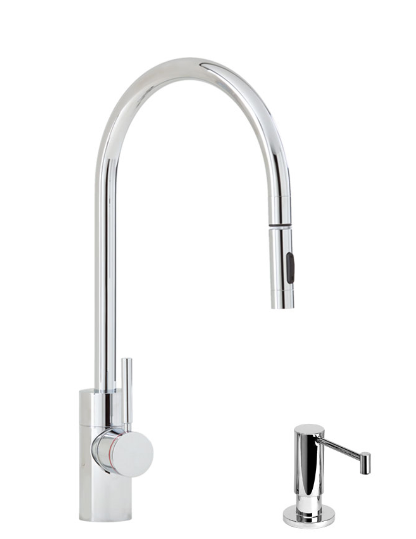A contemporary pull-down design from Waterstone.