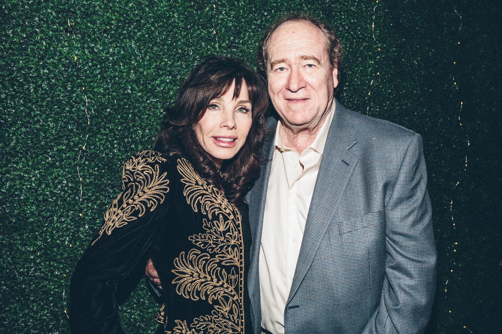 Donna Livingston and Mark David Levine.png