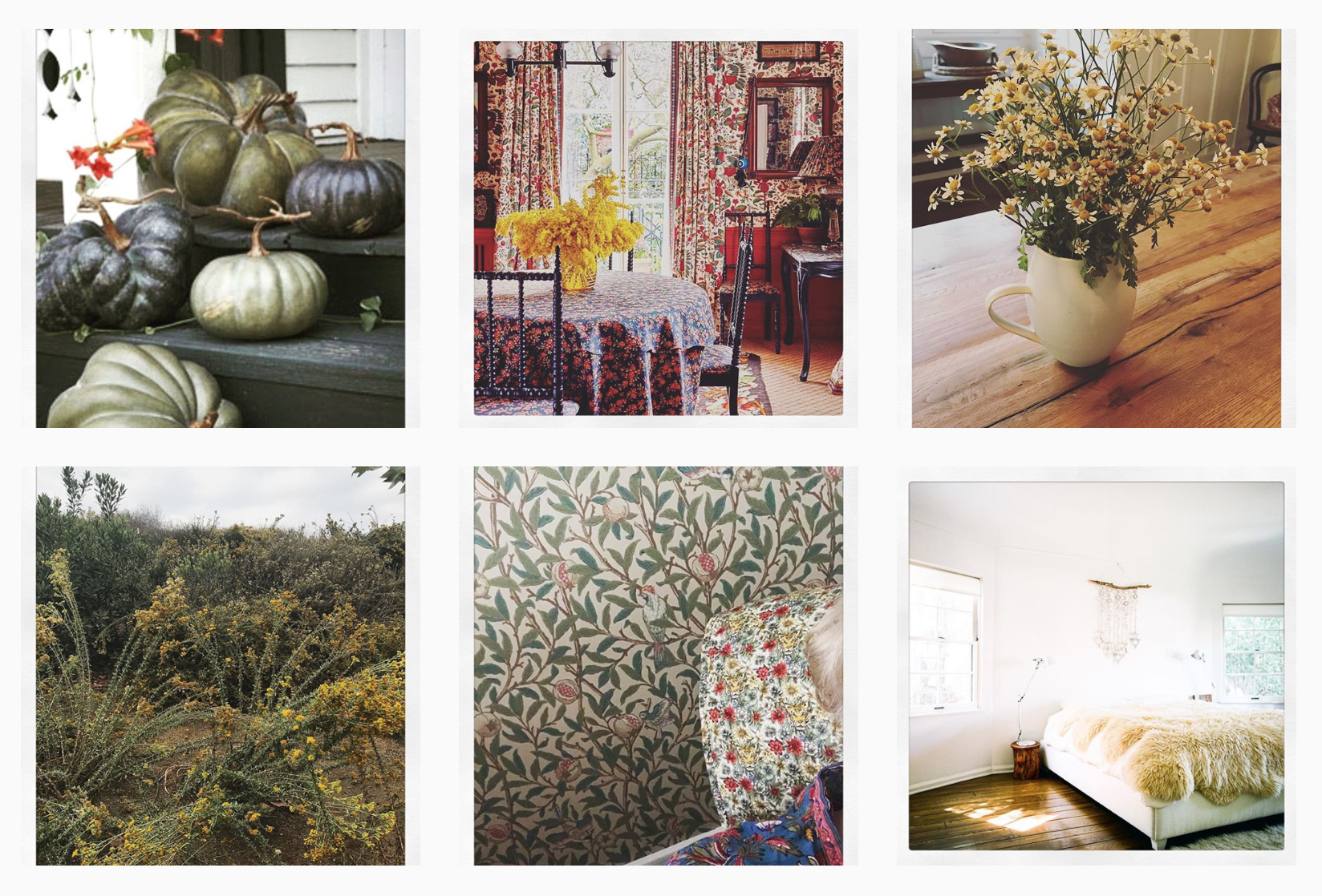 The pretty, seasonal vibes of  @laurensoloffinteriors .