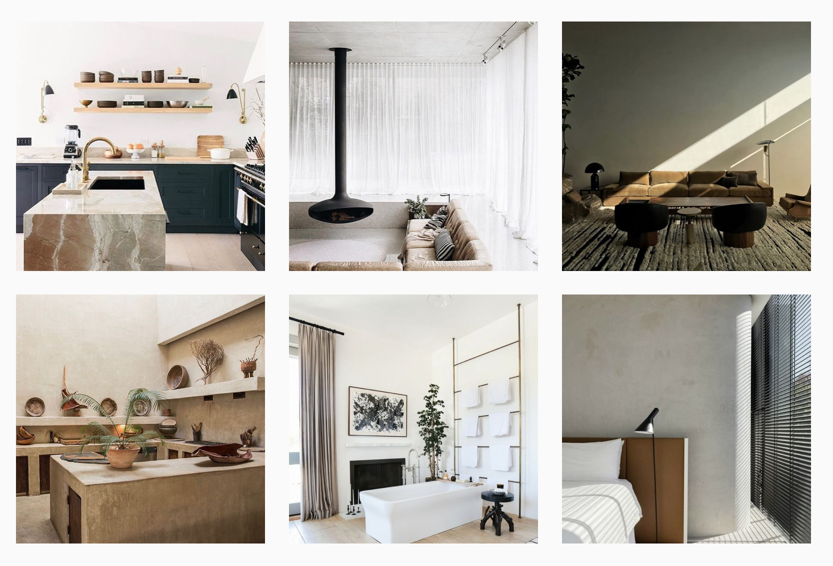 There's no shortage of design inspiration on Vanessa Alexander's IG account,  @alexanderdesignbuild .
