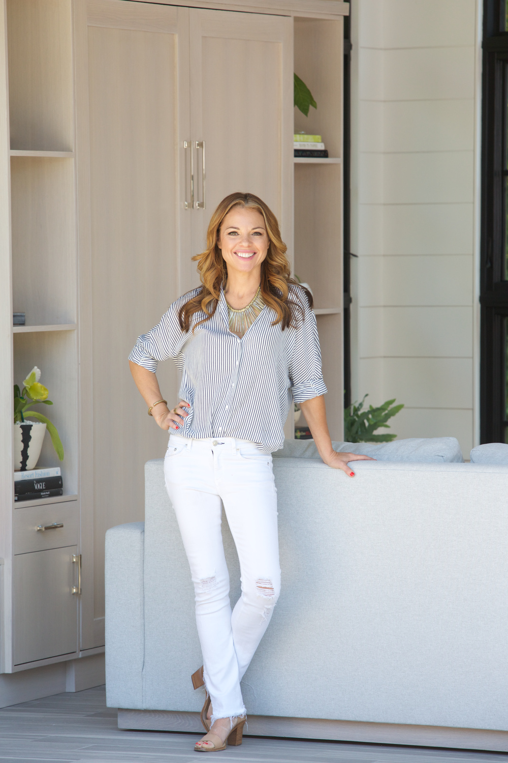 Shannon Wollack, Founder and Partner, Studio Life.Style. Photographer:  Stephen Busken