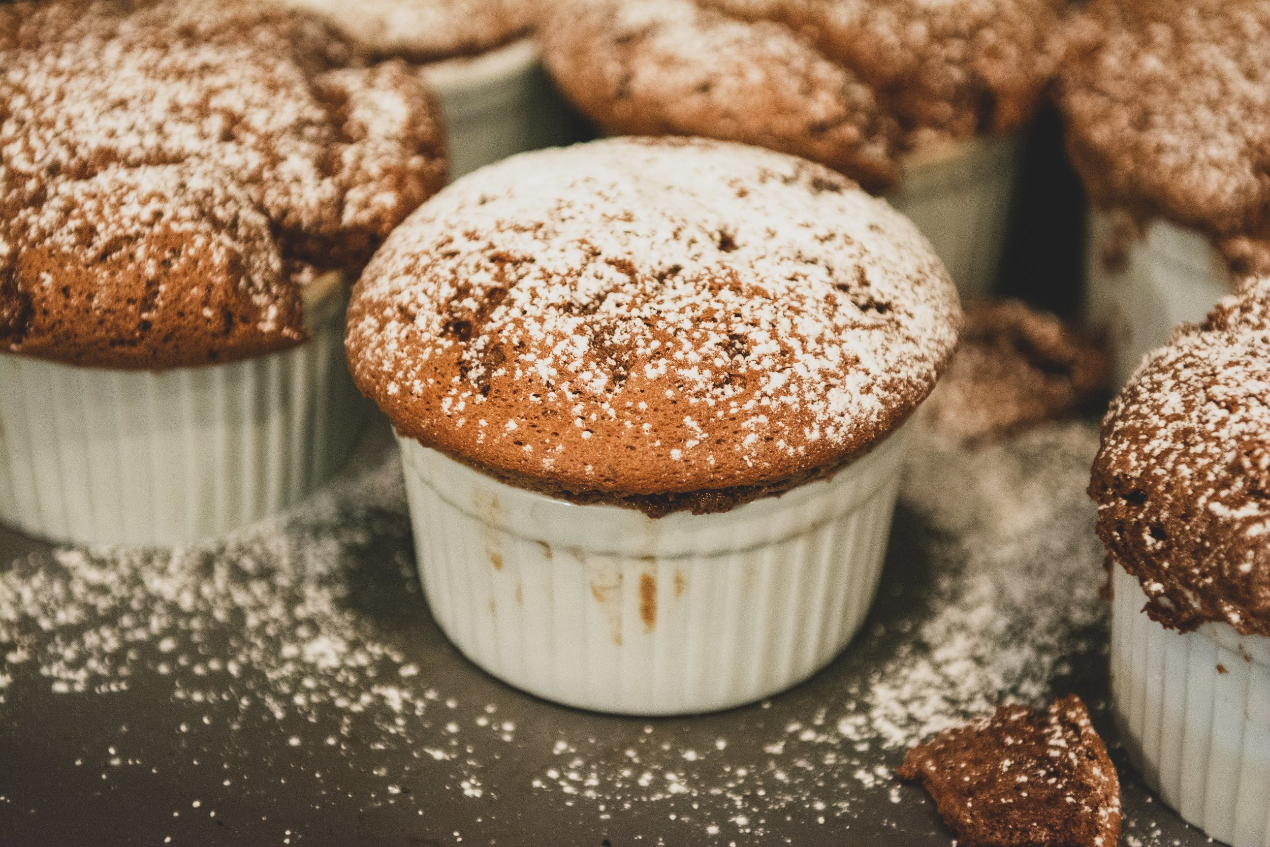 Remember back when Cafe Moustache set the city a buzz with its soufflés? Get a look at what Violet will be offering…