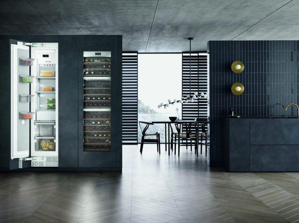 A Miele kitchen.