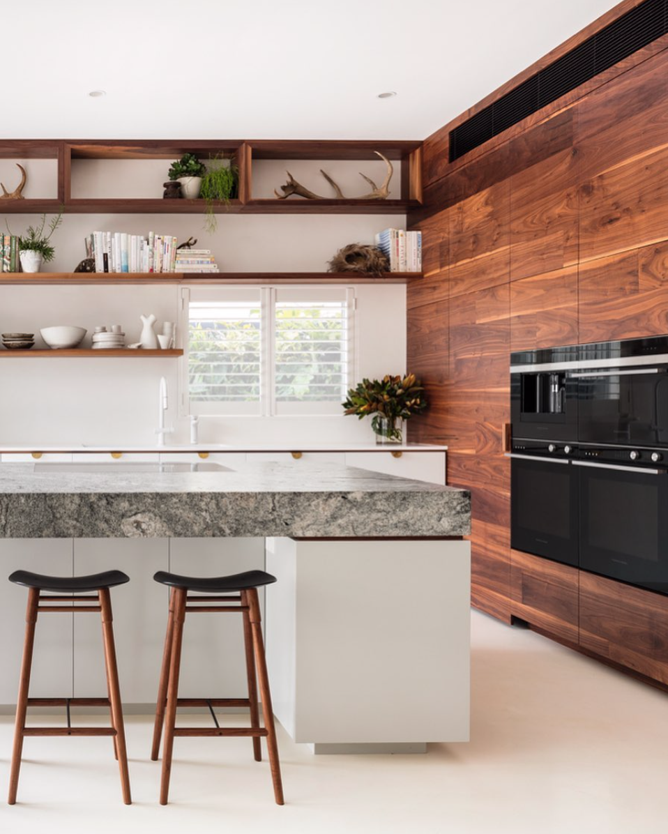 Created by  @thedesignory , the kitchen of this full home renovation is simply flawless. Our two-by-two grid of Companion Products provides true cooking flexibility, with two Built-in Pyrolytic Ovens, a Combination Microwave Oven and, for the perfect morning brew, a Coffee Maker. An incredible space that's as beautiful as it is functional. ?  @tfadtomferguson