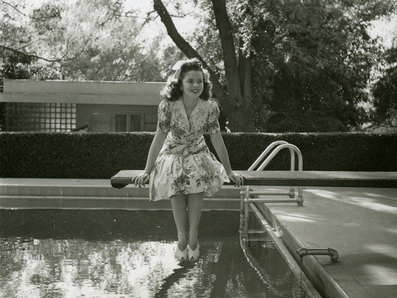 OJ Simpson wasn't Rockingham's only famous resident—Shirley Temple called the street home, too.
