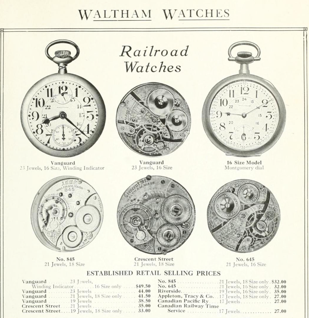 Waltham Railroad Watches.png