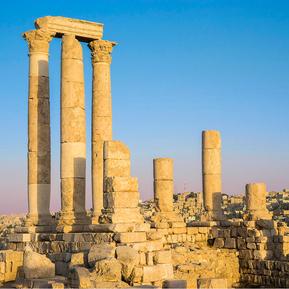 Copy of Jordan | Travel