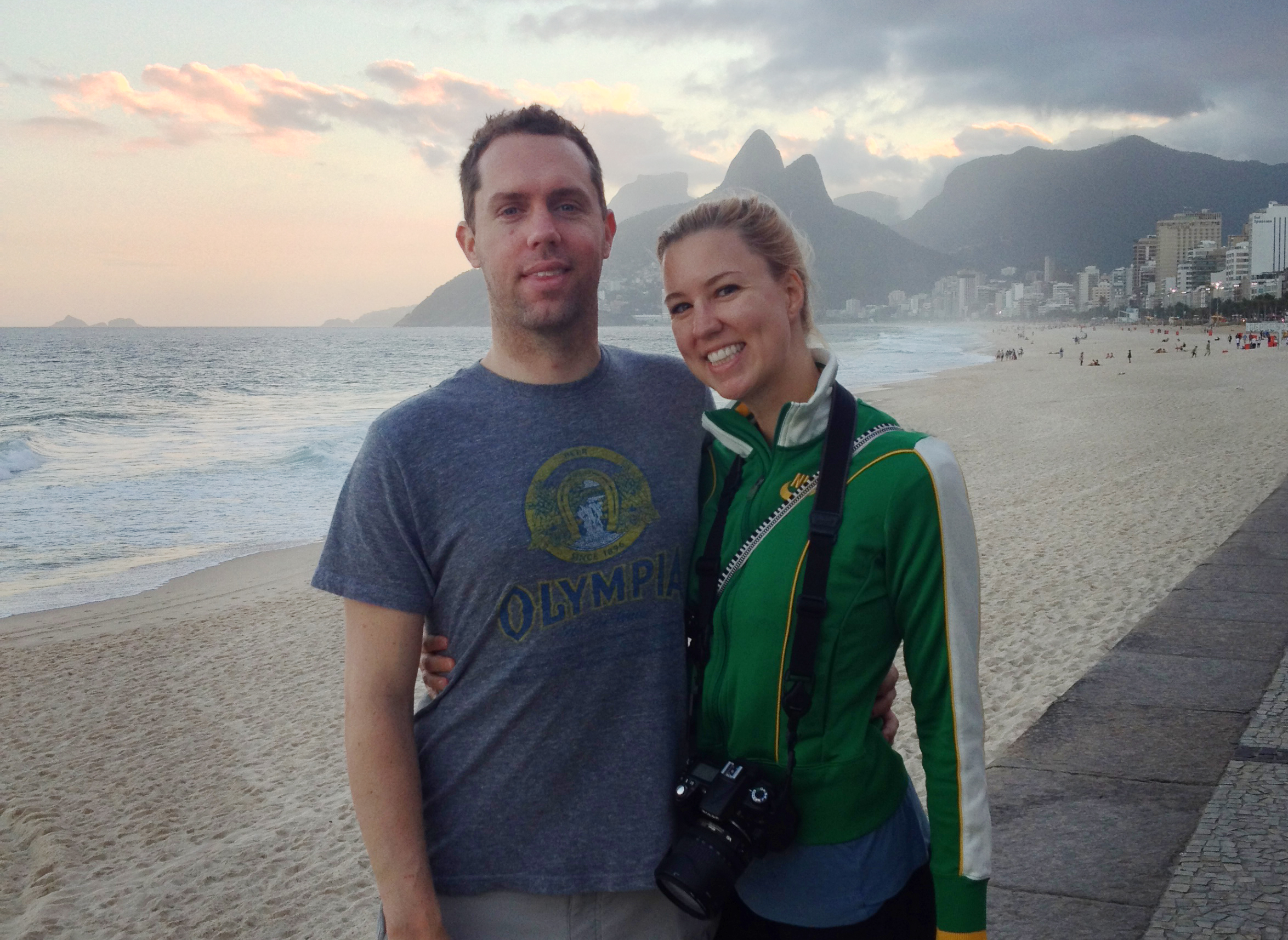 - RIO DE JANEIRO, BRAZILFeatured: Ipanema, Urca, Sugarloaf Mountain, Rio de Janeiro Botanical Garden (Jardim Botânico), Christ the Redeemer and Copacabana beachSyndication and licensing worldwide available through Aurora PhotosTo the left: A behind the scenes photo of my husband and I on Ipanema Beach
