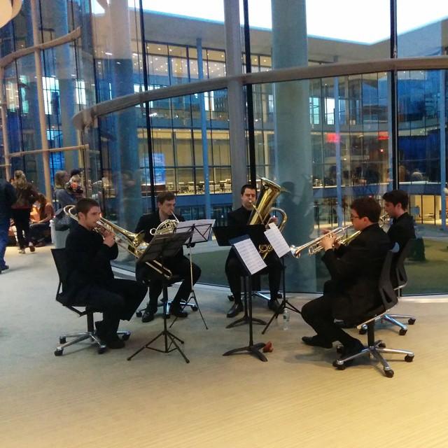 East Rock quintet