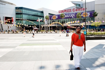 Staples Center - Downtown Los Angeles