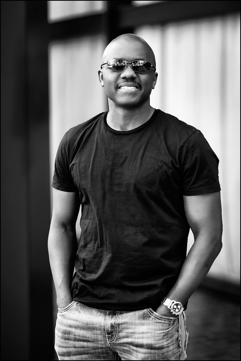 Maurice Oketch - Lifestyle Photographer