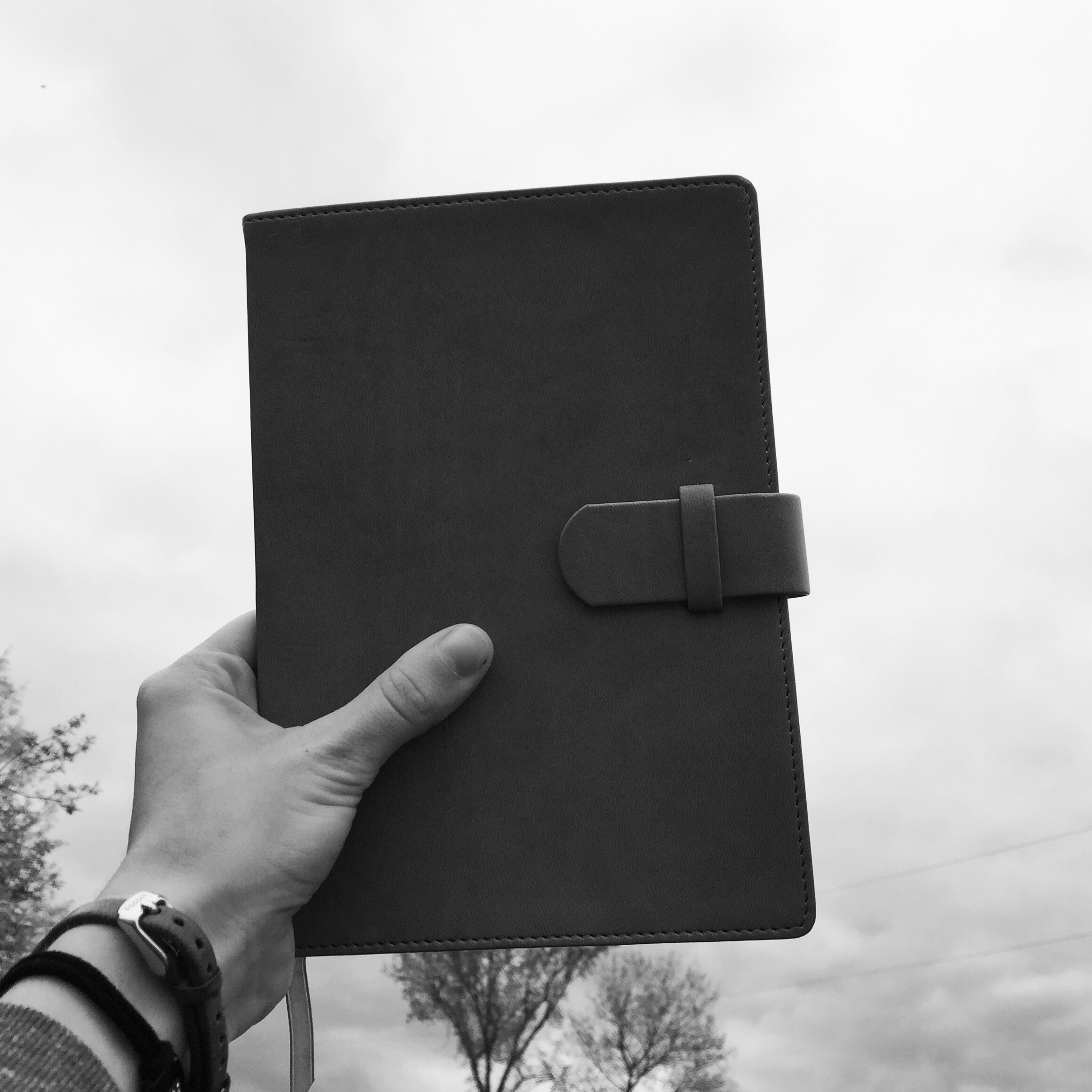 Journal number 27 waiting to be filled with new adventures.