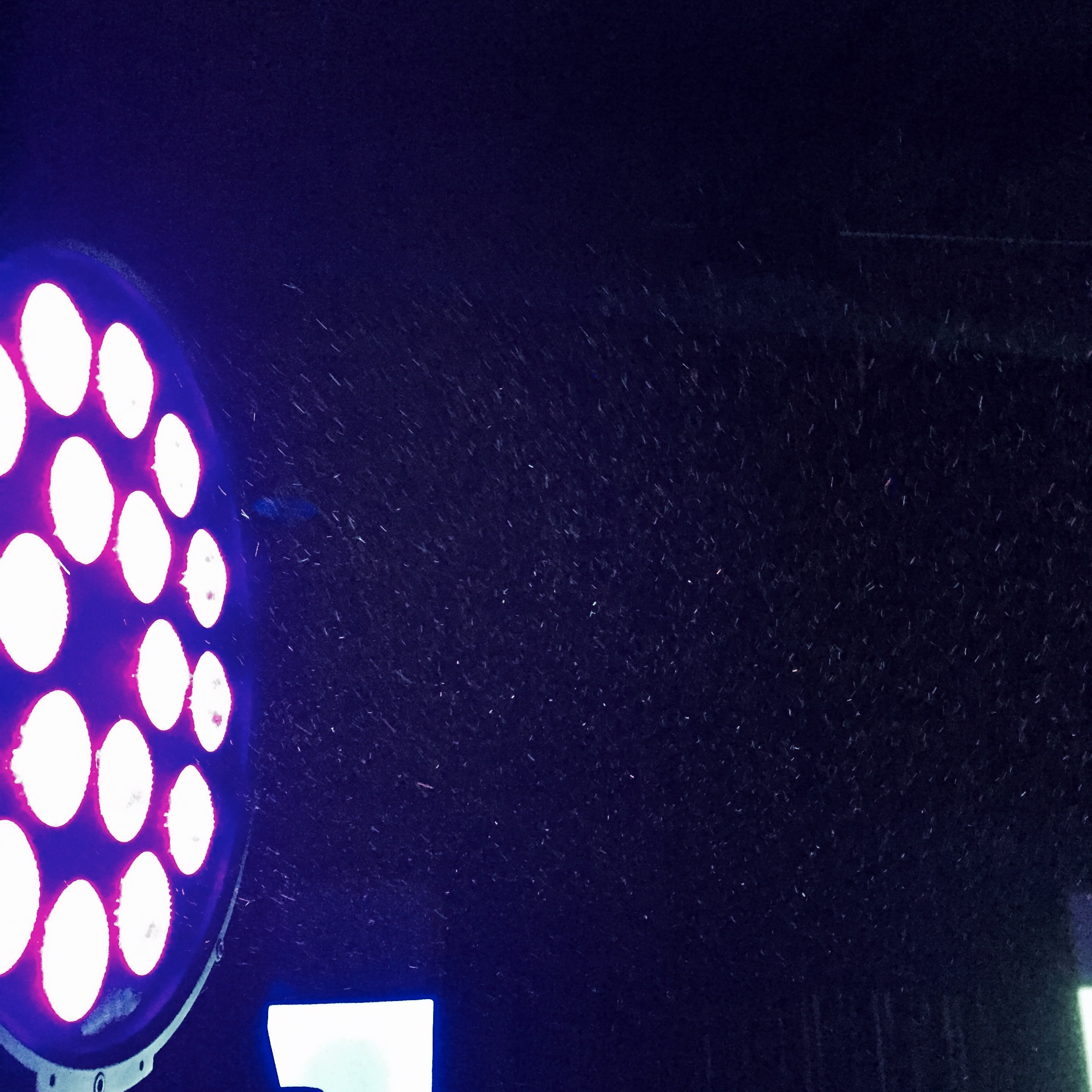 These UV LED lights make magic happen. I mean... they are the real MVP.