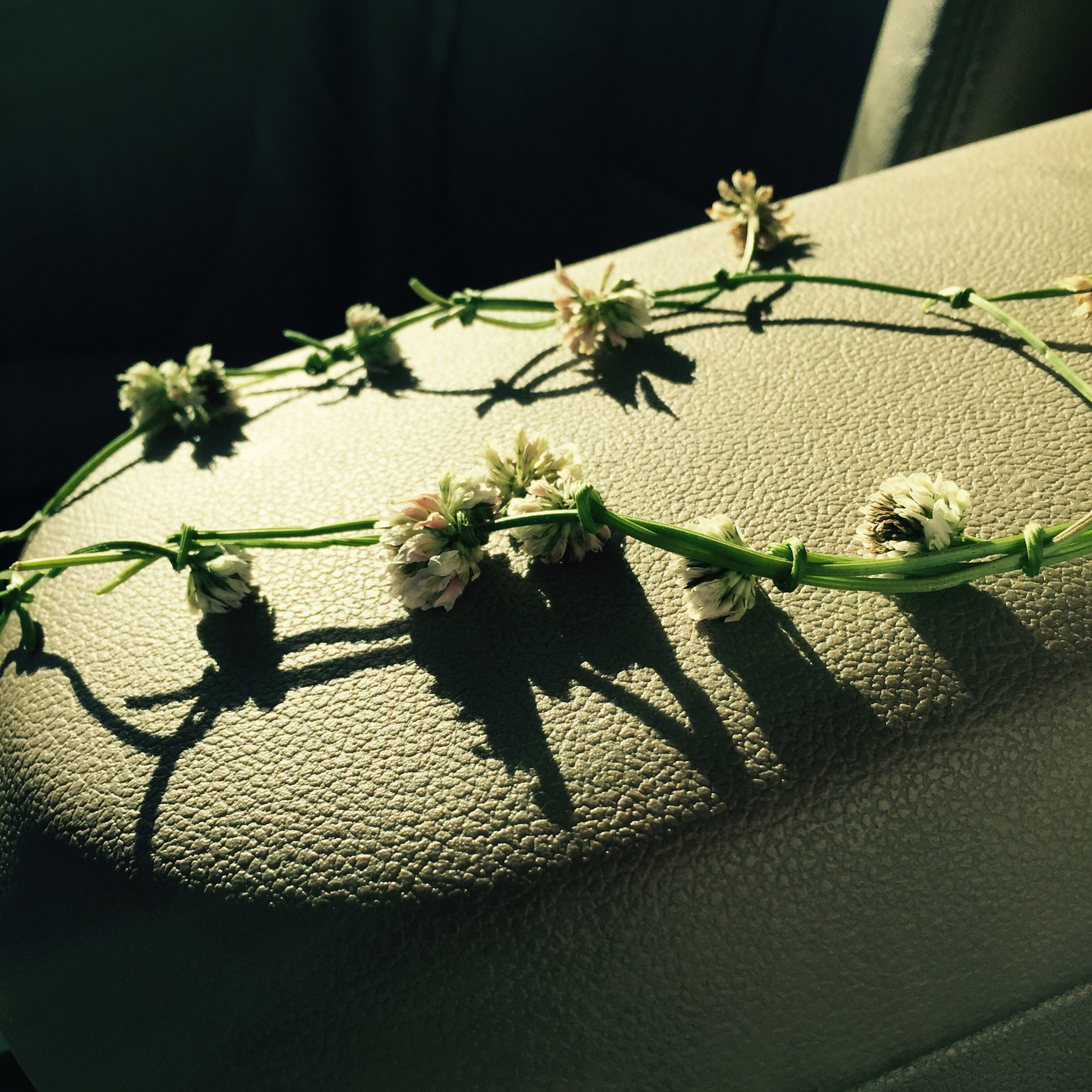 You can't just buy your own flower crown, some things in life must be earned.