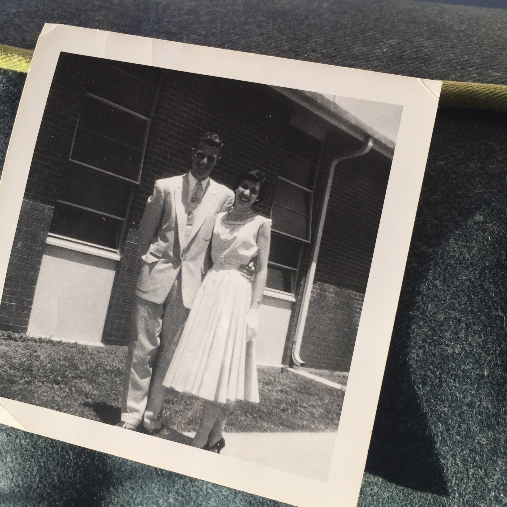 These two have been together 60 years.