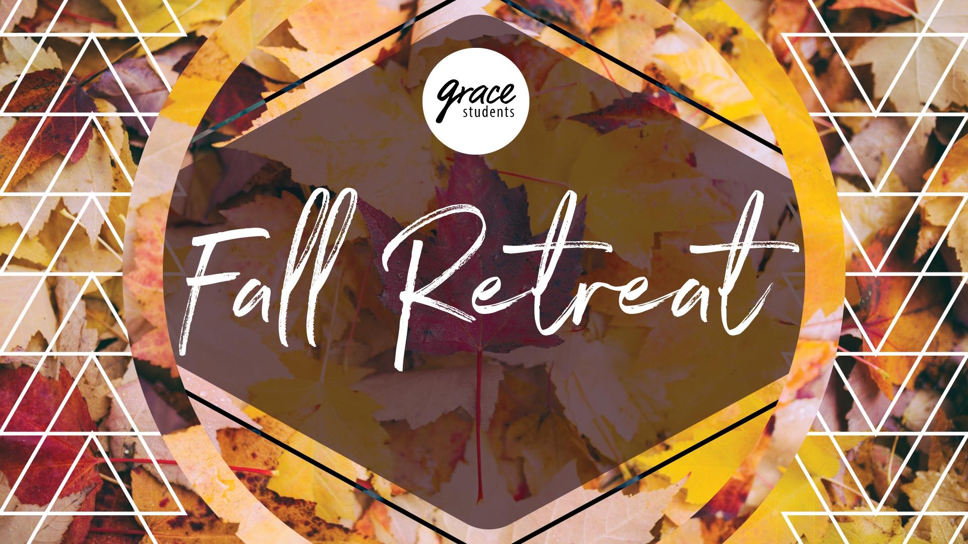 Fall Retreat Branding -
