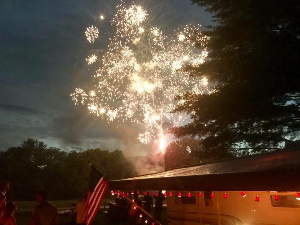 "WEEKEND FULL OF FUN AND MUSIC!! COME HEP US WELCOME ""BURNING SHADE"" TO THE STAGE SATURDAY NIGHT! RISING SUN CAMPGROUND WILL NOT BE HAVING FIREWORKS THIS YEAR DUE TO SAFETY CONCERN REGARDING CAMPERS AND LOCATION. SORRY FOR ANY BROKEN HEARTS….BUT IT WILL STILL BE AN AWESOME WEEKEND!!"