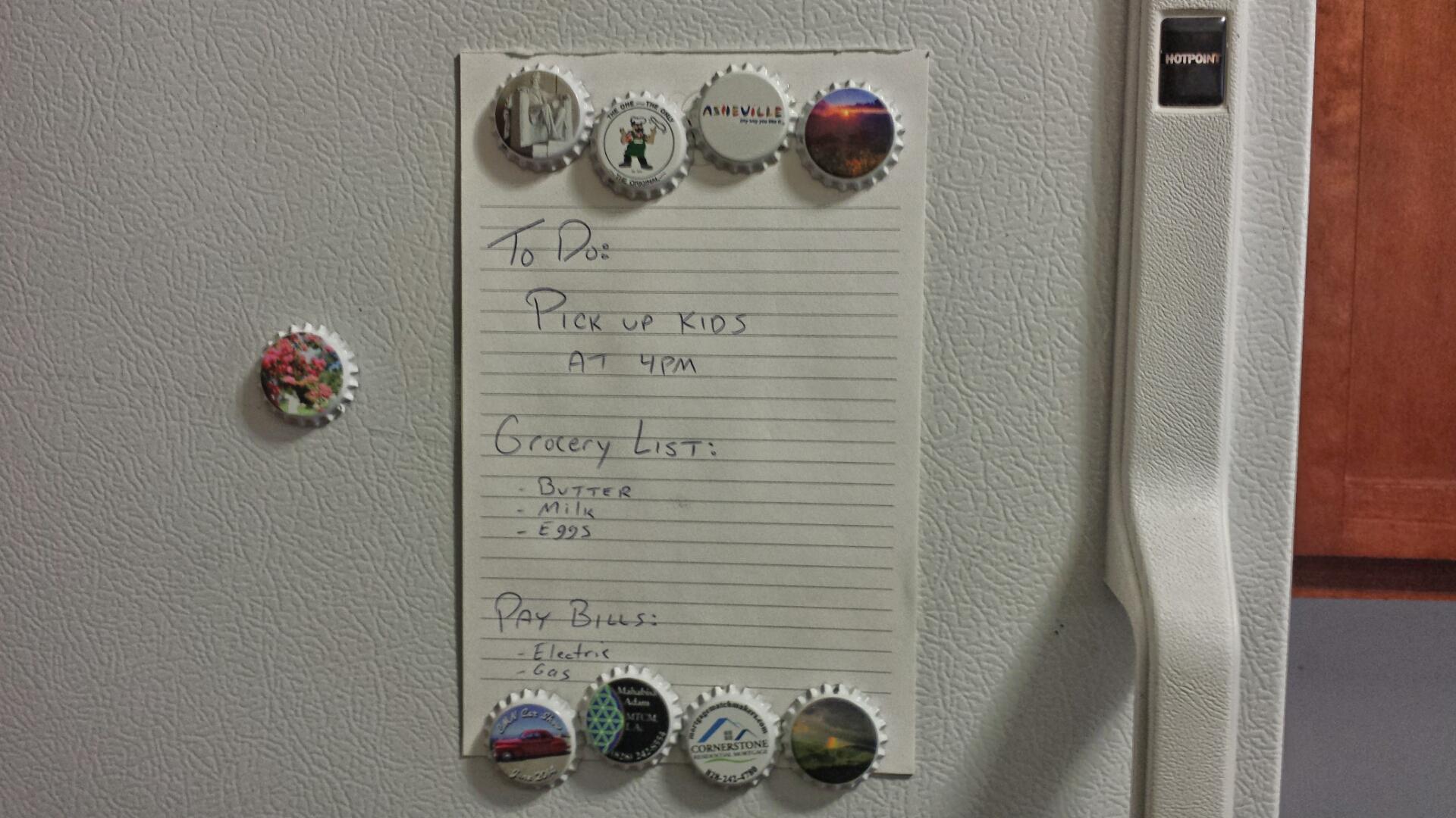 Custom-Bottle-Cap-Fridge-Magnets