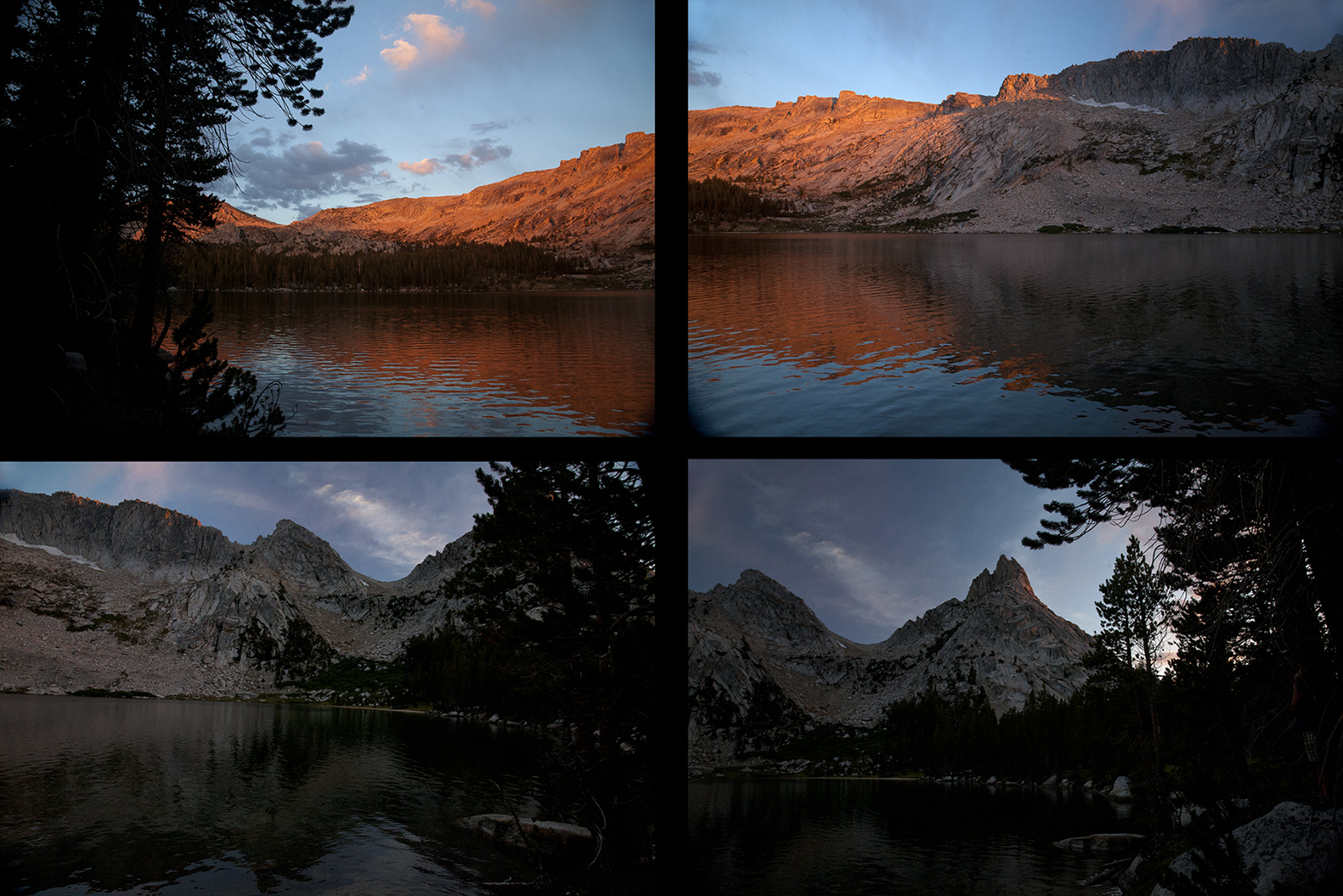 Young Lakes, Yosemite