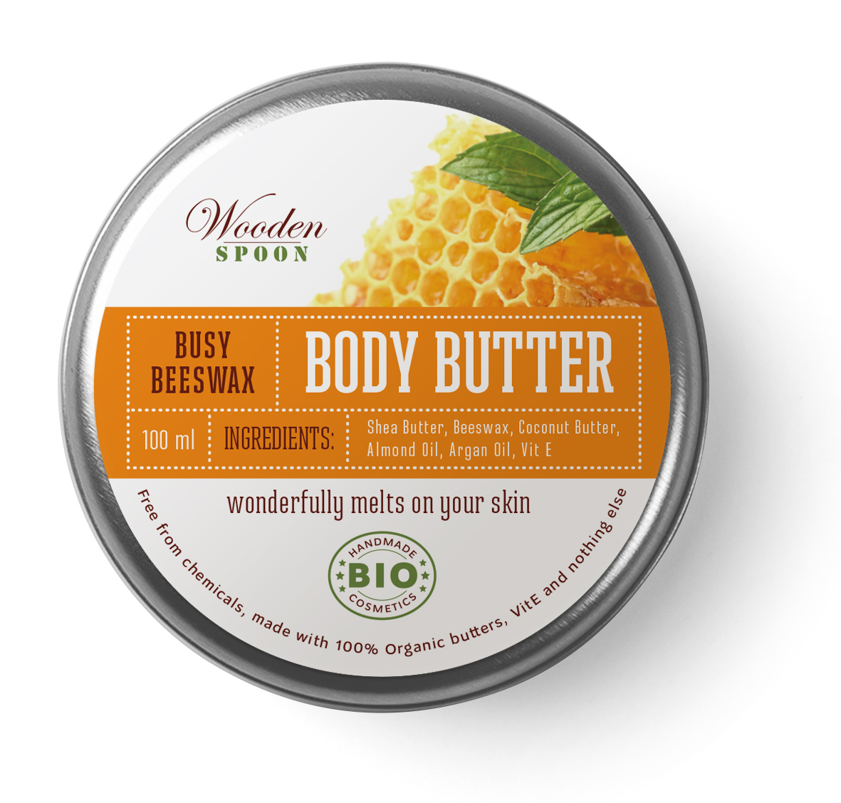 Body Butter Busy Beeswax