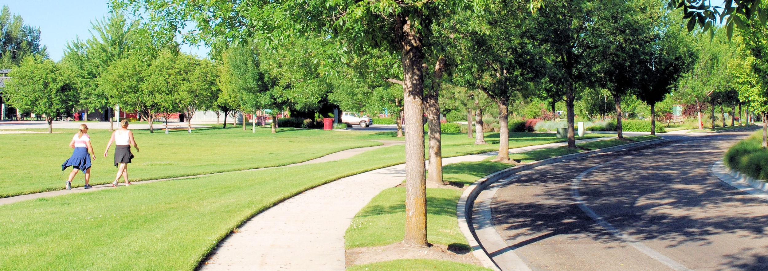 Merrill Park Eagle River