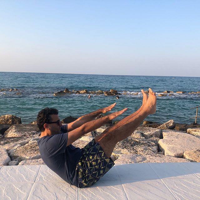 The teaser never takes a vacation. Apulia, Italy. ⠀ #goravkhanna #teasertuesday #tuesdayteaser