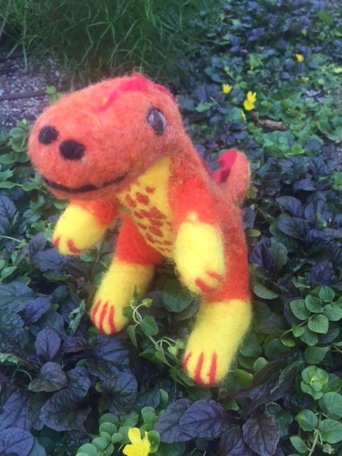 Sonny. A dragosaurus.