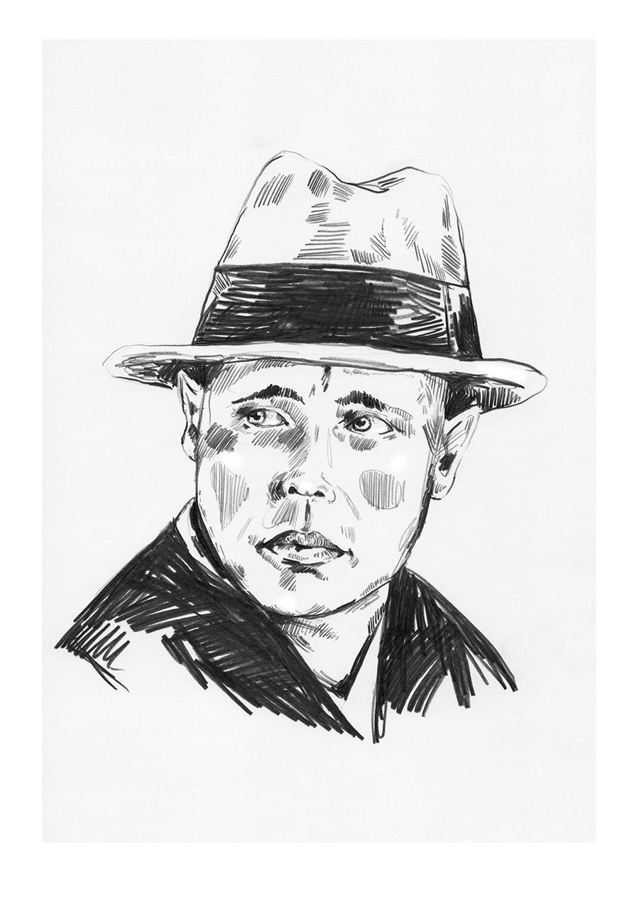 Anne Quadflieg_Joseph Beuys_Zeichnung_Illustration.jpg