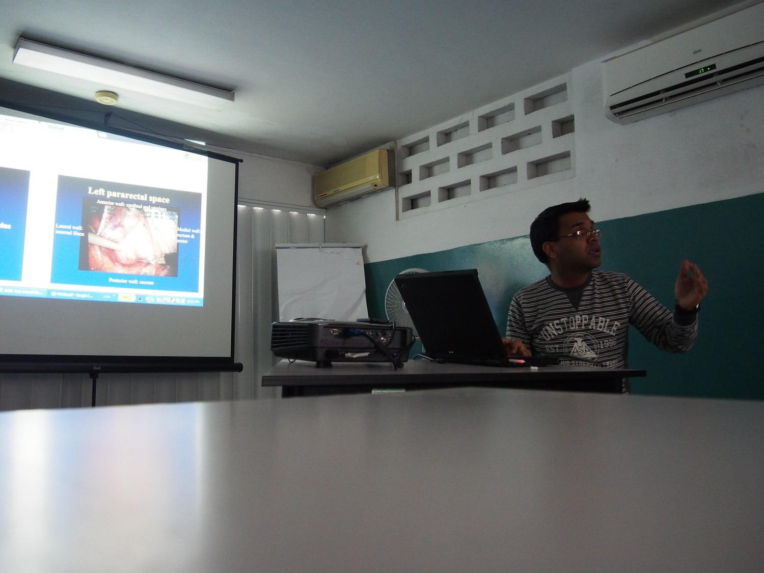 A lecture on pelvic anatomy for pelvic surgery
