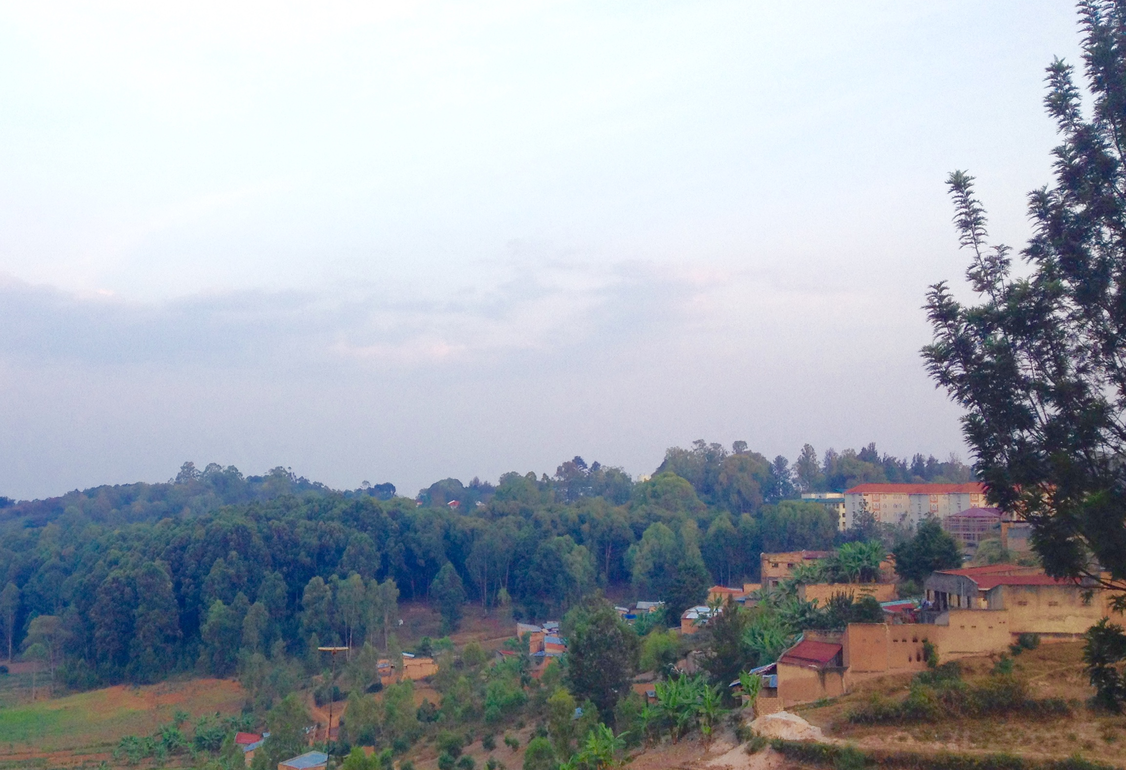 Hills of Butare