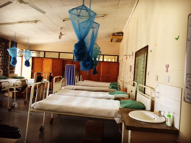The Bwaila Fistula Ward opened in 2012