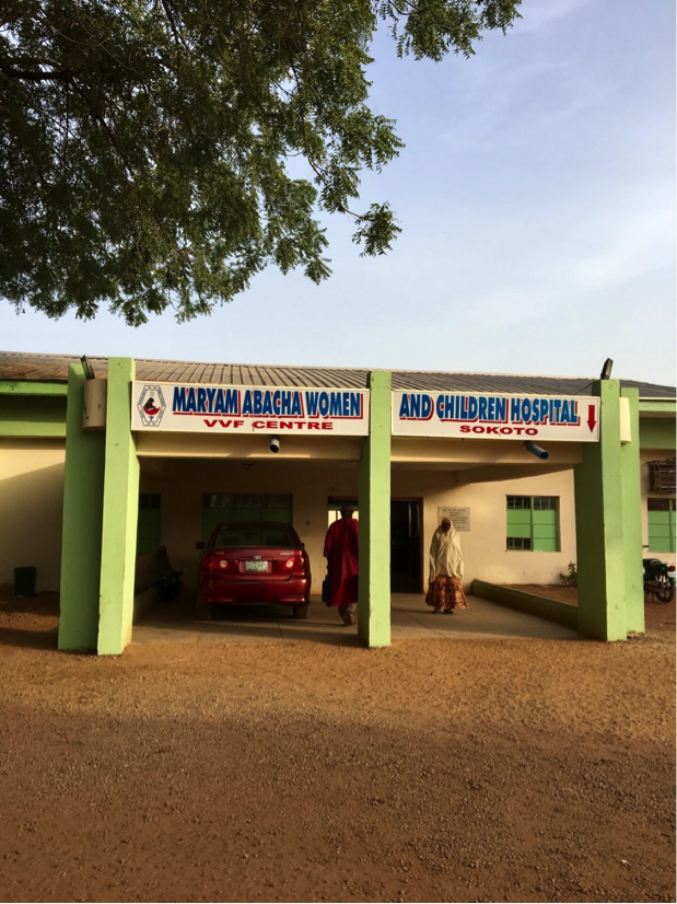Sokoto's only fistula center