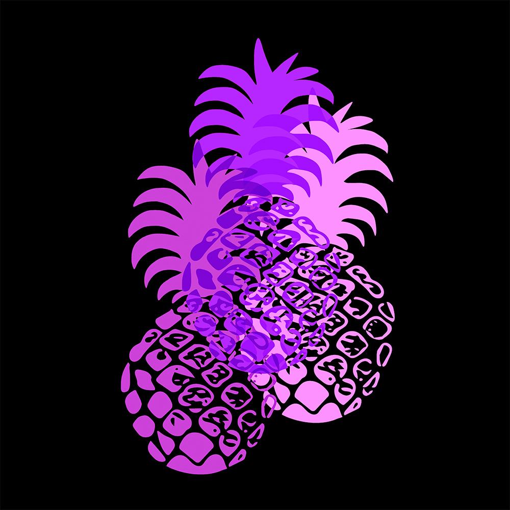 Momona Hawaiian Tropical Pineapple - Violet
