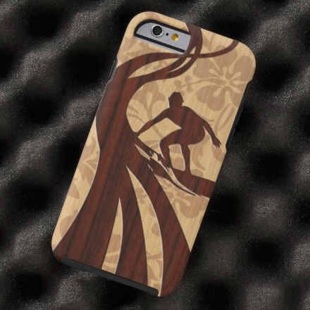 Surf's Up case designs