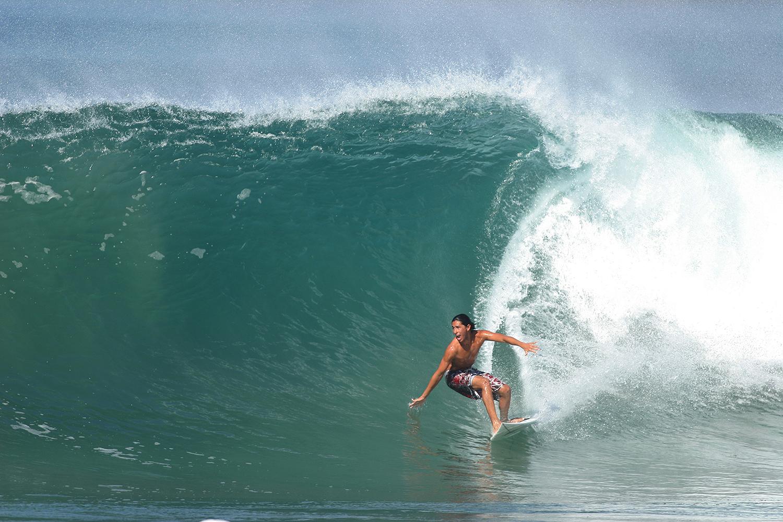 Surf Photo from Kato Inowe/Shutterstock