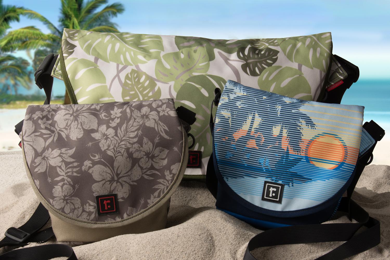 Hawaiian Messenger Bags & Gifts