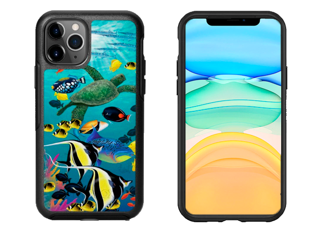 OtterBox Symmetry Series Protective Hawaiian iPhone Cases