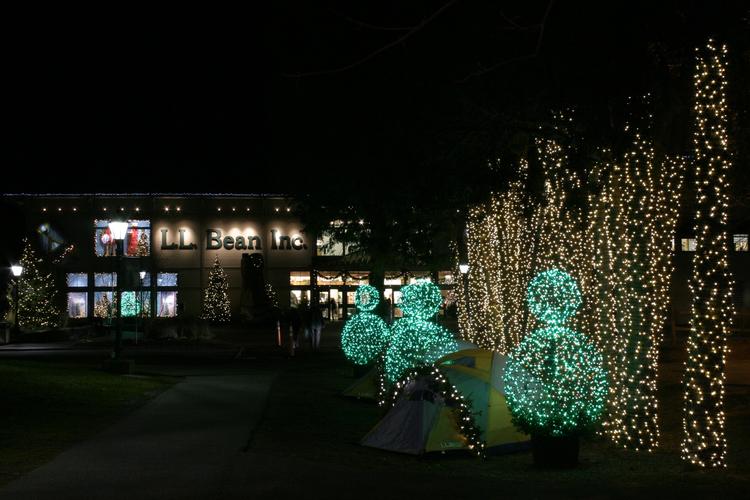 Ll Bean Christmas Trees.L L Bean Pandora Lacasse Design