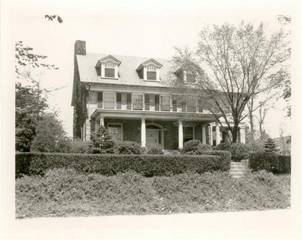 Colonial Revival - 2200 Bellevue Road