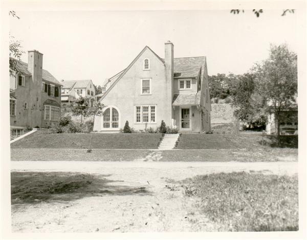 Tudor Revival - 2310 Chestnut Street