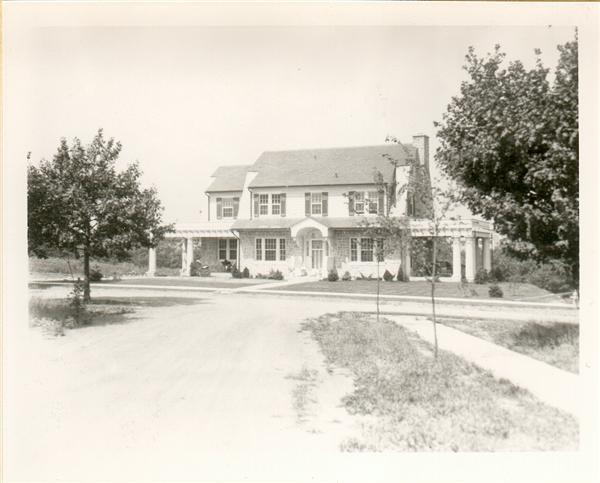 Dutch Colonial Revival - 2404 Bellevue Road