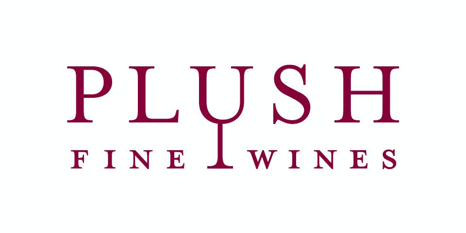 Plush Fine Wines logo