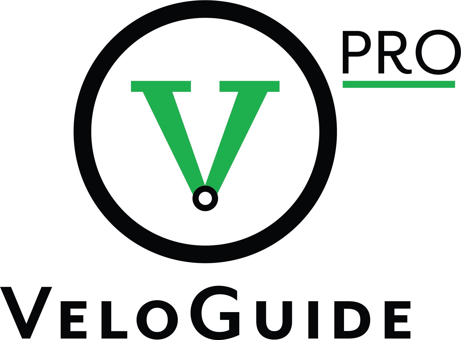VeloGuide Pro logo