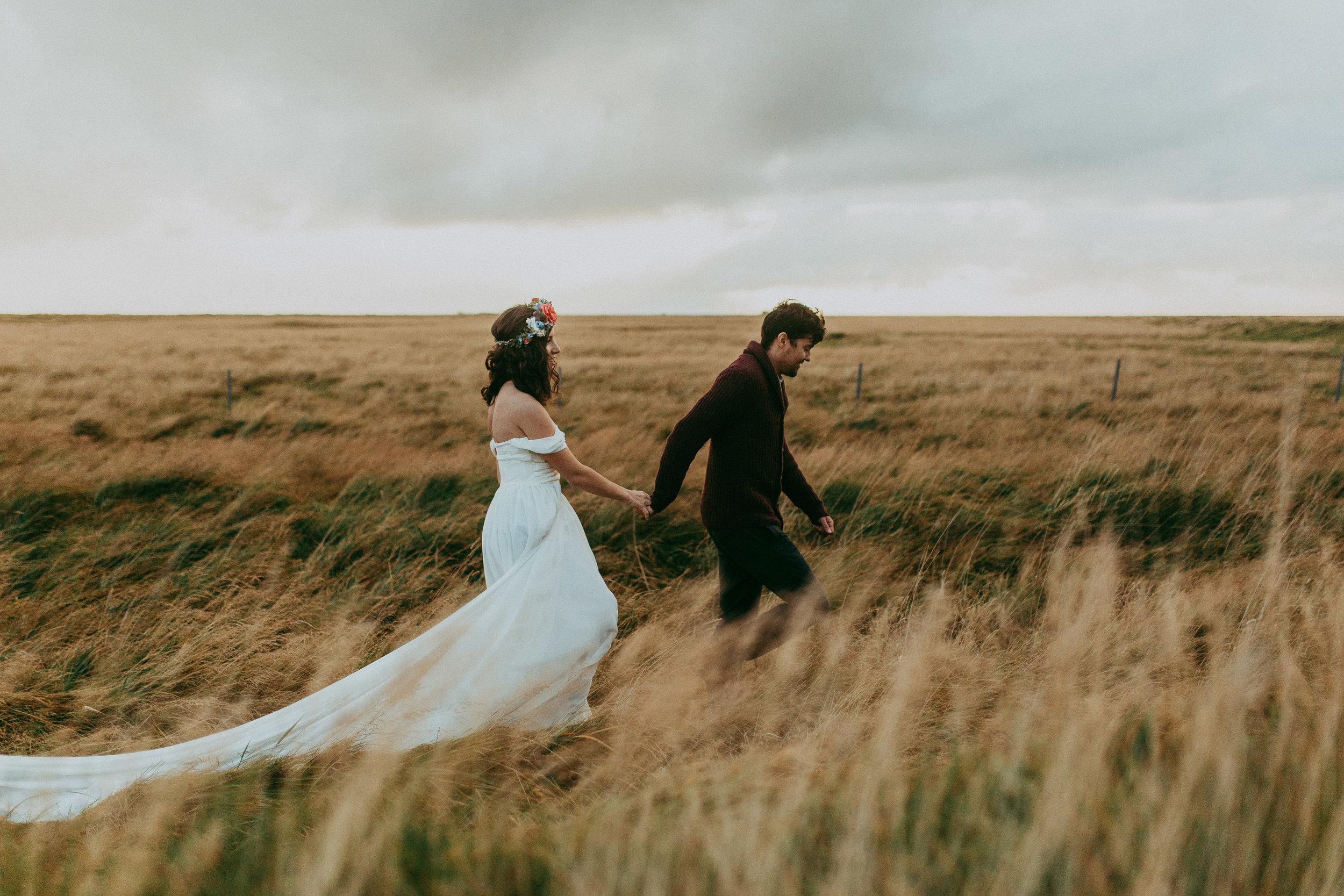 elopement wedding iceland